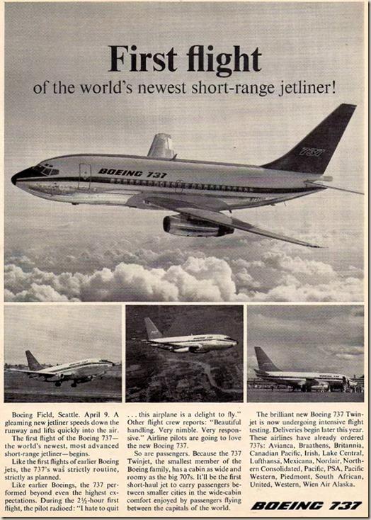737 first flight